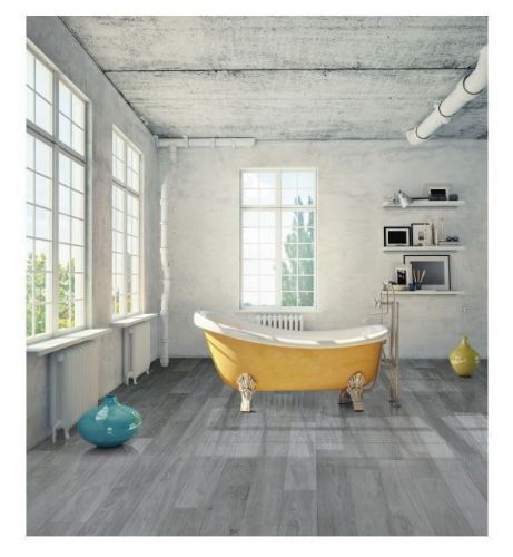 Finesse Waterproof Bathroom Flooring - Wood Effect - Various Colours - 2.2M Pack